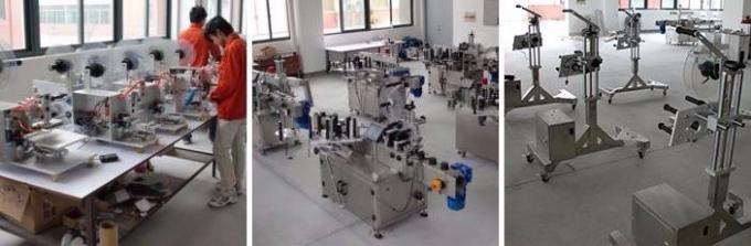 自動アンプルステッカーラベリングマシン/ペニシリンボトル用ラベリングマシン