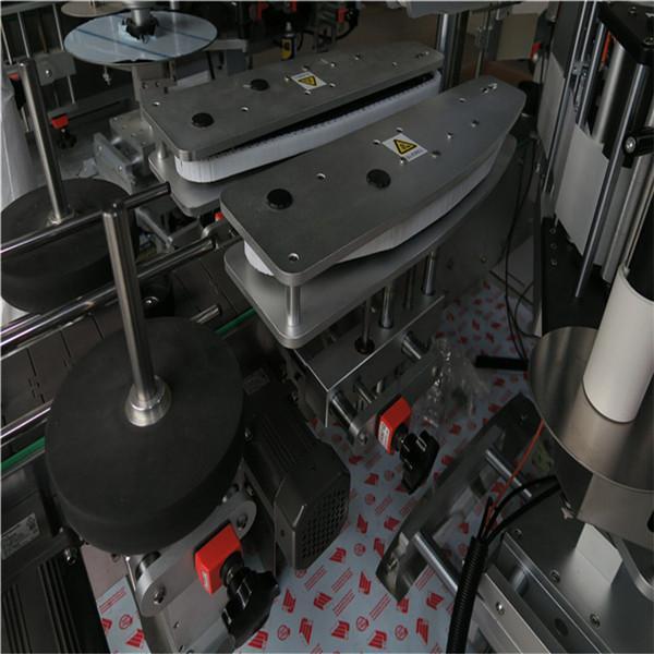 ラベリングマシンタイプシグルサイド/ダブル/ファサードサイドラベルマシン