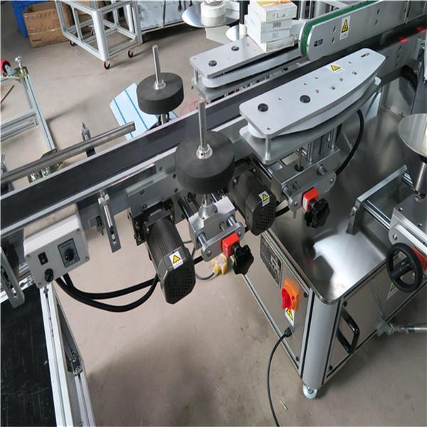 ワインボトルラベリングマシンステッカーラベルアプリケーター機器