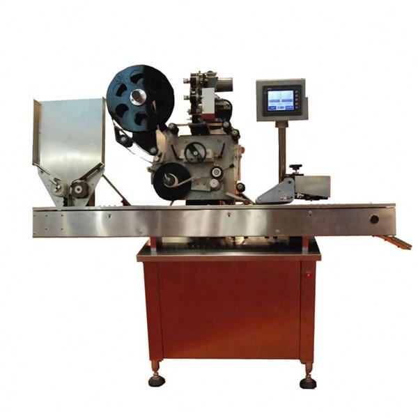 高速Sus304エコノミー自動ジャーおよびボトルバイアルラベル印刷機