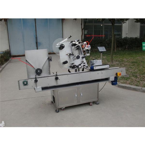 経口液体ボトルバイアルステッカーラベル印刷機