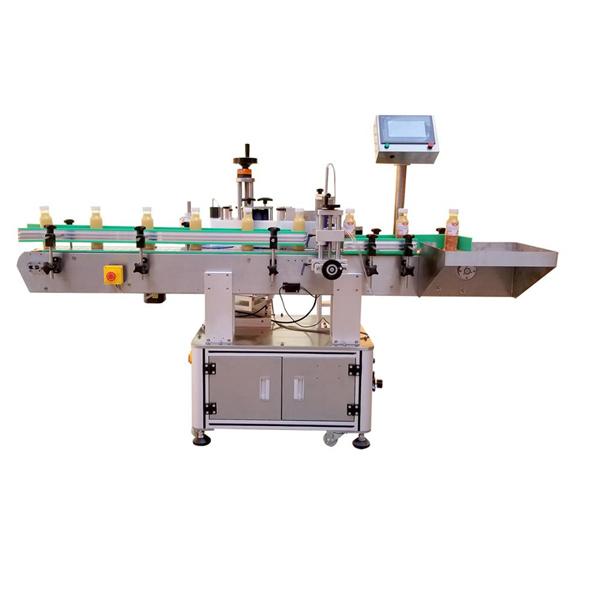 プロのボトルステッカーラベル印刷機