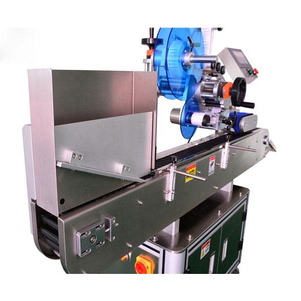 アンプル用ステンレス鋼バイアルステッカーラベル付け機