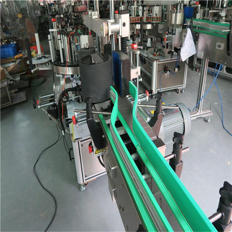 2つの自動ステッカーラベリングマシン両面ラベラー6000-8000B / H
