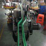 CEステッカーラベルアプリケーター、ワインボトルラベリングマシンサーボモーター運転